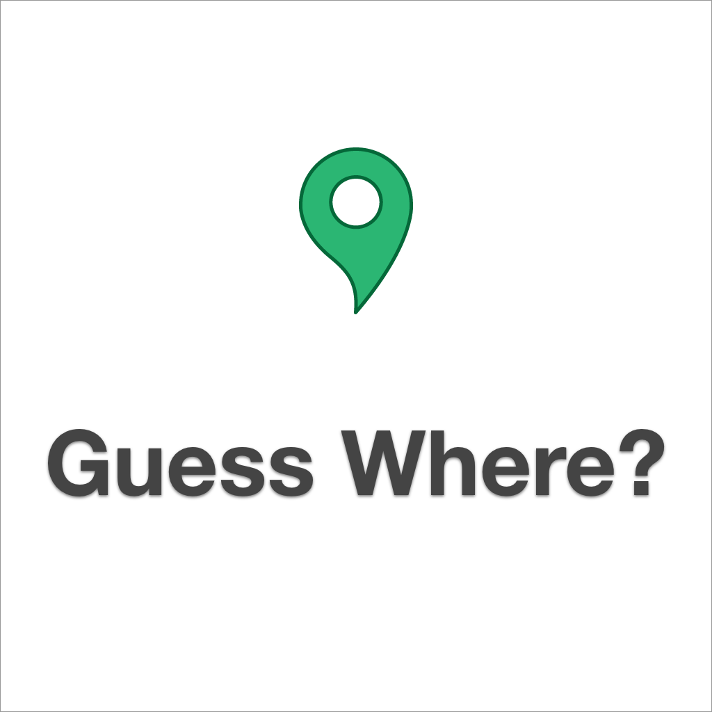 Guess where – an interactive geo quiz